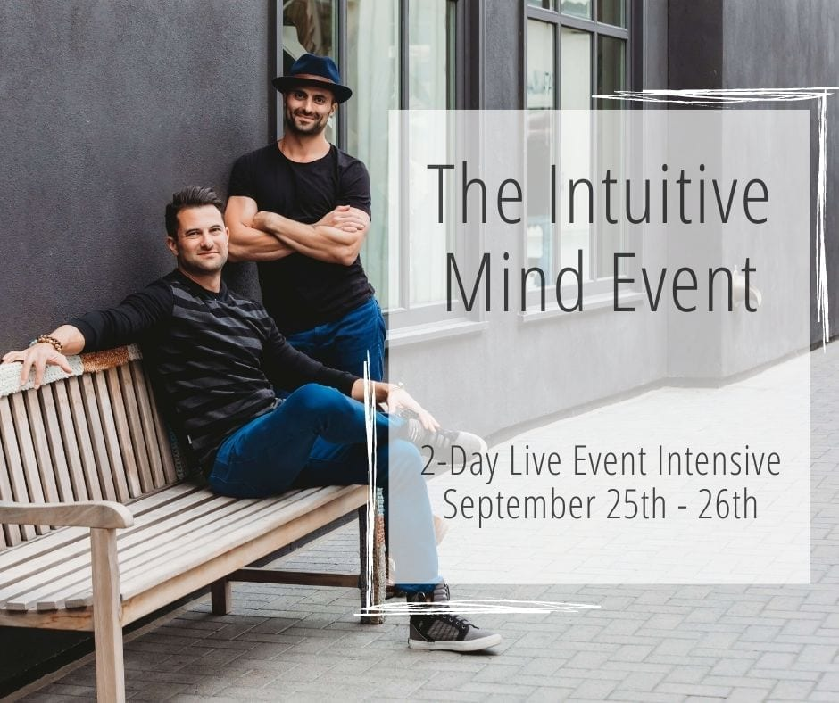 The Intuitive Mind Event